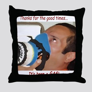 itsagas[206_H_F] Throw Pillow